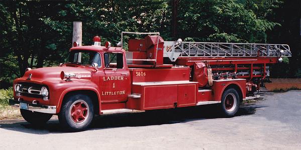 Retired.  Ladder 1.  Ford   65'
