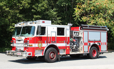 Engine 11   2010 Pierce Arrow    1500 / 675