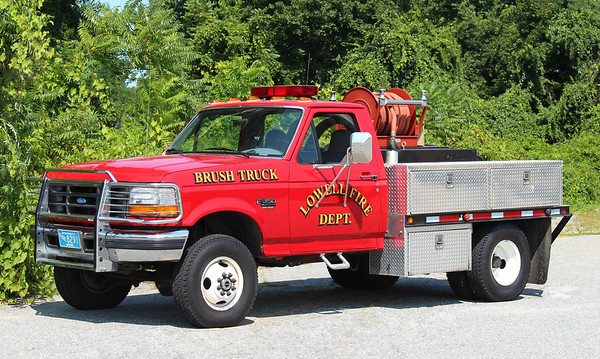 Brush Truck   1997 Ford F-350   125 / 200