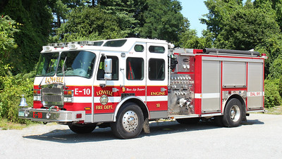 Engine 10   2005 E-One Typhoon   1250 / 750