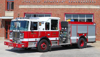 Engine 1   2014 Seagrave Marauder II   1500 / 750