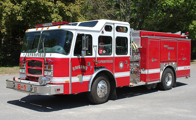 Engine 1 2005 E-One Typhoon 1250/750