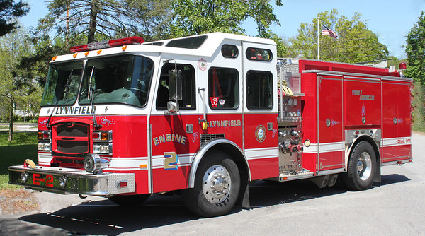 Engine 2 2005 E-One Typhoon 1250/750