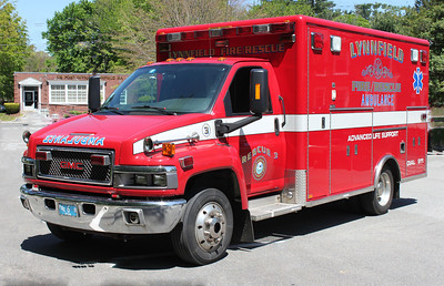 Rescue 3 2006 Chevy/Horton