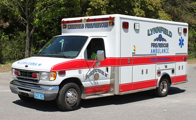 Retired.  Rescue 2.  2001 Ford / Horton