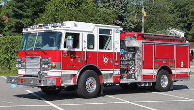 Engine 2  2010 Pierce Arrow  1500/750
