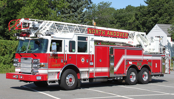 Ladder 1  2011 Pierce Arrow  100'