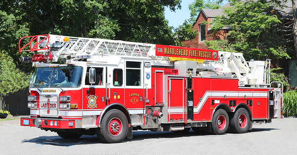 Ladder 1.  2013 Pierce Arrow XT PUC.  1500 / 400 / 100' RM