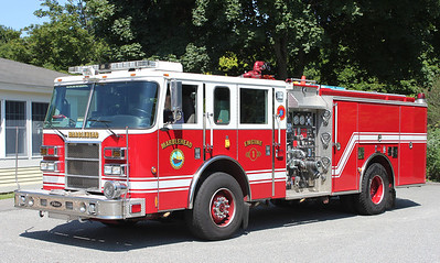 Engine 1 2006 Pierce Dash 1500/500