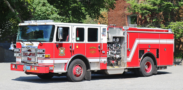 Engine 2. 2017 Pierce Enforcer   1500 / 500 / 25F