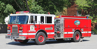 Engine 4.  1996 Pierce Saber.  1250 / 750