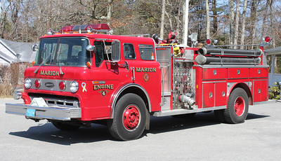 Engine 4  1984 Ford/E-One  1250/500