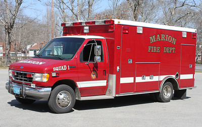 Squad 1  1993 Ford/Road Rescue