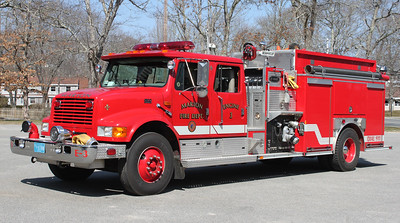 Engine 3  1999 International/E-One  1250/1000/40
