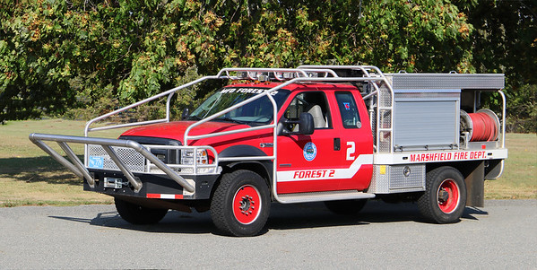 Forest 2.  2007 Ford F-550 / Firematic Brat   300 / 400 /  15F