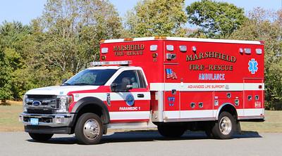 Paramedic 1   2019 Ford F-550 / Horton