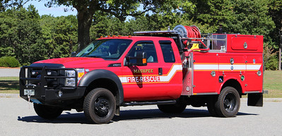 Forestry 357.  2015 Ford F-550 / BFX Fire.  125 / 313 / 7 F
