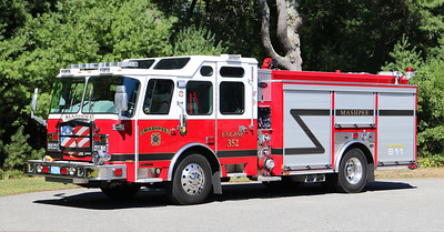 Engine 352.  2017 E-One Typhoon   1500 / 530 / 30F