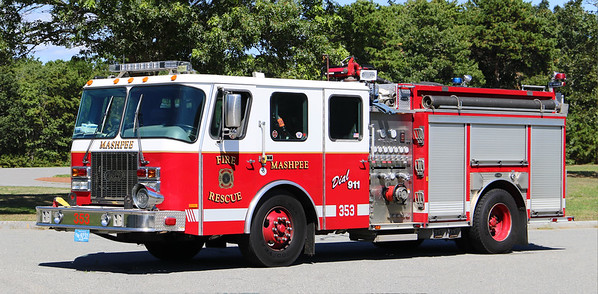 Engine 353   1999 E-One Cyclone II   1500 / 750