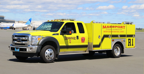 Rescue 1.  2015 Ford F-450 / Danko