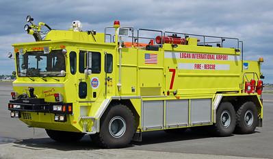 Engine 7 1994 Oshkosh T-3000 3000 / 405