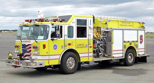 Engine 5 2005 Pierce Dash 1250 / 1000 / 220