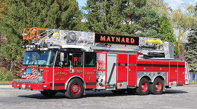 Ladder 1   2017 E-One Cyclone   1500 / 500 / 100' RM