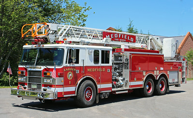 Ladder 1 1994 Pierce Lance 1250 / 500 75' RM
