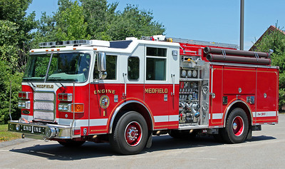 Engine 1  2007 Pierce Enforcer  1250/750