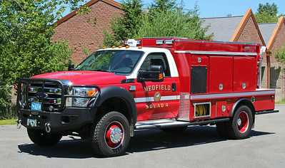 Squad 4 2012 Ford F-550 / Fireone 350 / 500