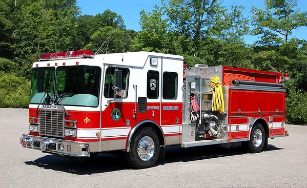 Engine 1.  2003 HME / Central States   2250 / 1250