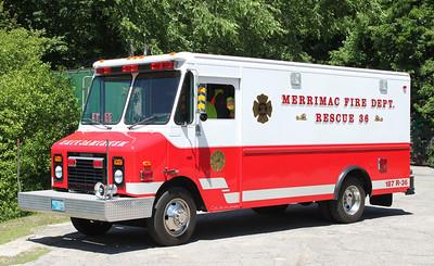 Rescue 36 1996 GMC / Grumman