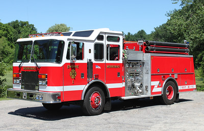 Engine 1 1995 KME 1250/1000 Post Refurb 2013