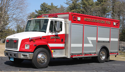 Rescue 1   2000 Freightliner / Fire Rescue