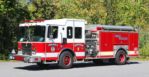 Engine 1.  2002 HME / Ferrara.  1250 / 750