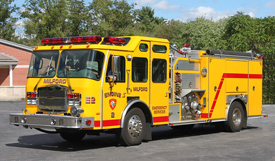 Engine 2.  2004 E-One Typhoon.  1750 / 500