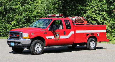 Forestry 1.  2001 Ford F-350 / Reading.  250 / 300
