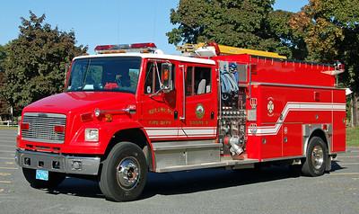 Engine 3  1997 Freightliner/American  1500/1500