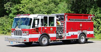 Engine 2.  2003 Ferrara Igniter.  1500 / 1500