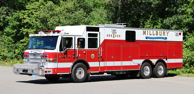 Rescue 1.  2011 Pierce Velocity
