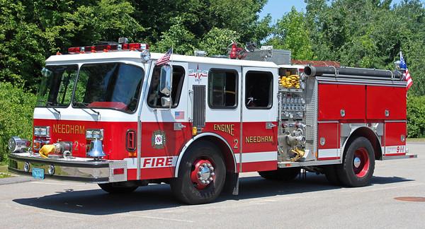 Engine 2  1989 E-One 1500/500