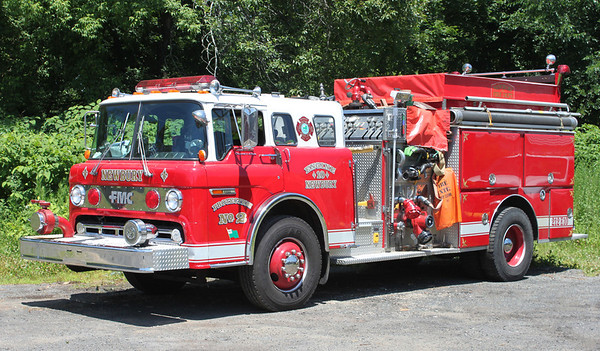 Retired   Engine 10   1989 Ford / FMC   1500 / 1000