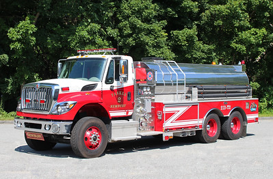 Tanker 2   2015 International / KME   500 / 3000