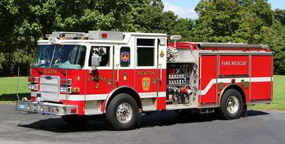 Engine 2.  2007 Pierce Arrow XT.  1500 / 750 / 30F