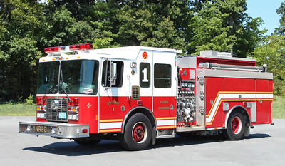 Engine 1   2007 HME / Smeal   1750 / 1000
