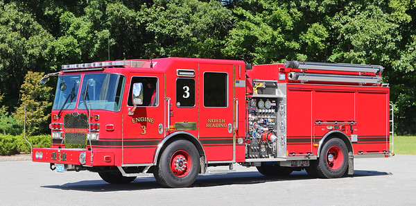 Engine 3.  2019 KME Panther.  1500 / 750 / 40F