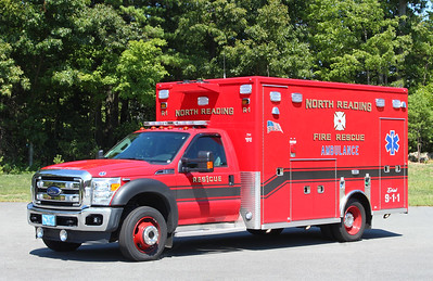 Rescue 1   2016 Ford F-550 / Lifeline