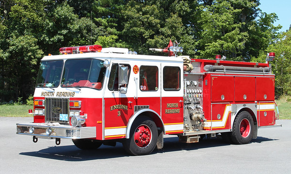 Engine 3   1993 E-One Protector   1250 / 750