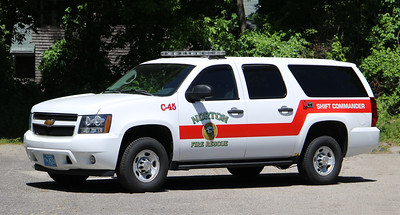 Car 45.  2012 Chevy Suburban