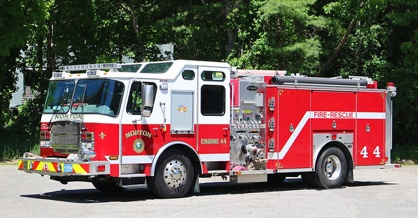 Engine 44.  2012 E-One Typhoon   1500 / 750 / 30F